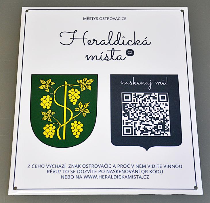 Ostrovačice - tabule