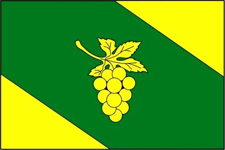 Vlajka Ostrovačic