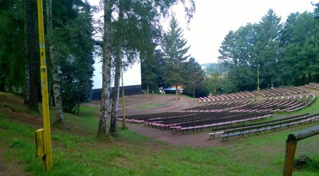 Trutnovský areál Bojiště