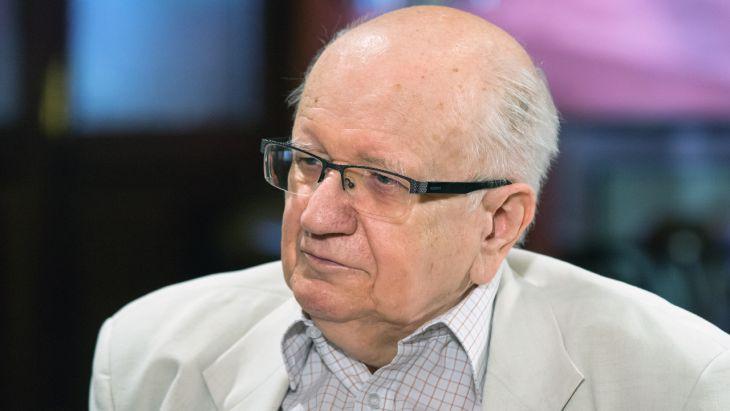Novinář a spisovatel Karel Pacner