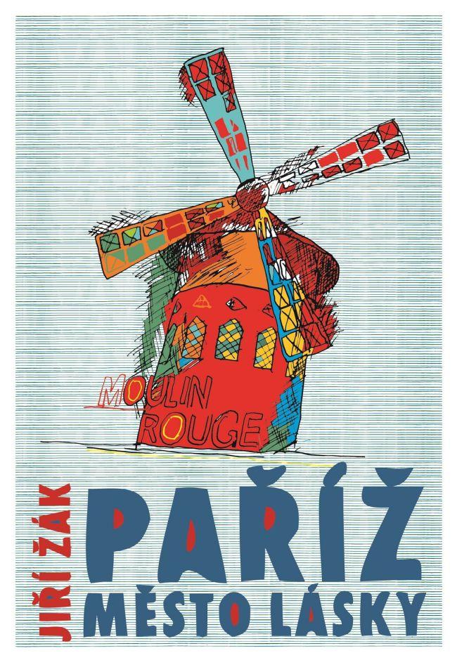 Paříž město lásky