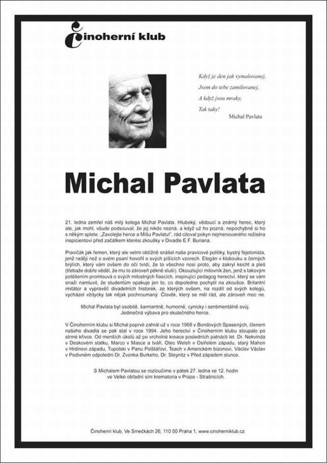 Pavlata parte