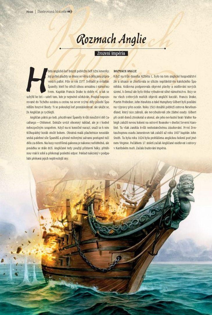 Piráti - ilustrovaná historie