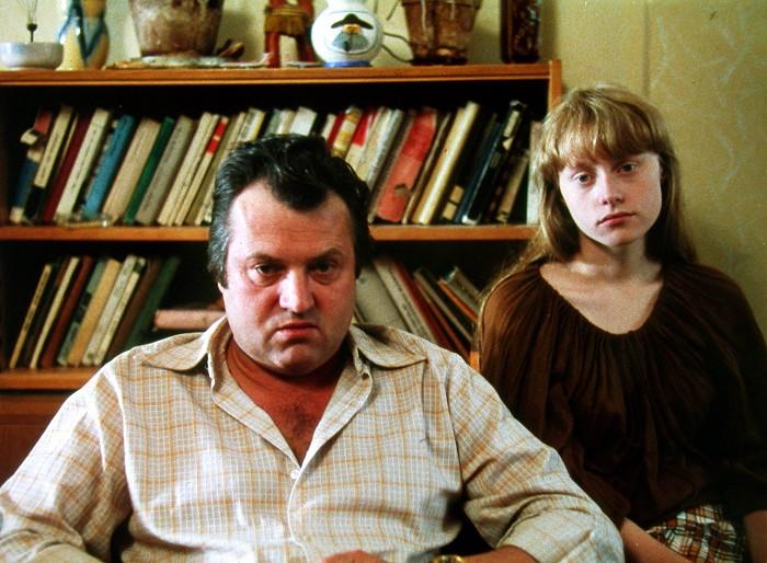 S Jaromírou Mílovou v roce 1979 v komedii Hon na kočku