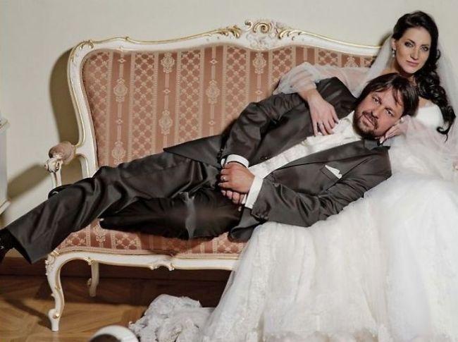Další pohádková svatba za čtvrt milionu