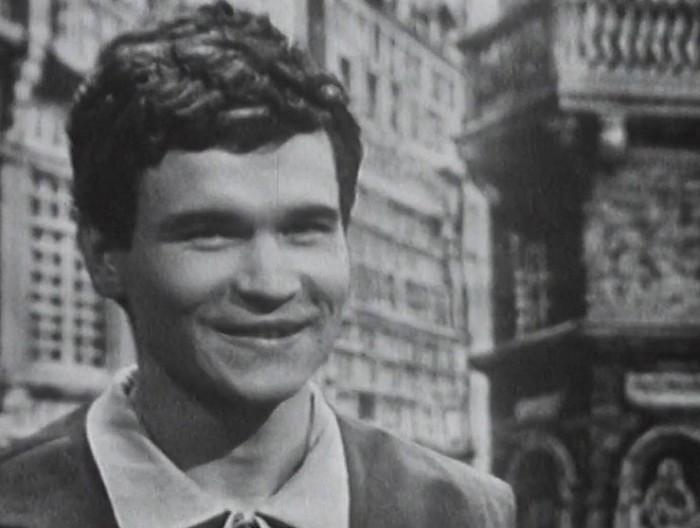 V romantické komedii podle románu Anatola France Traktér u královny Pedauky – 1967