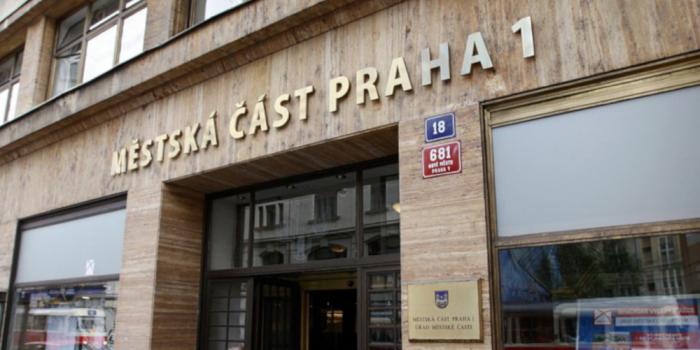 Praha 1 - radnice