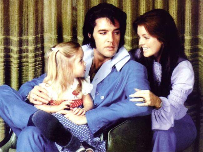 Šťastná rodina v roce 1970