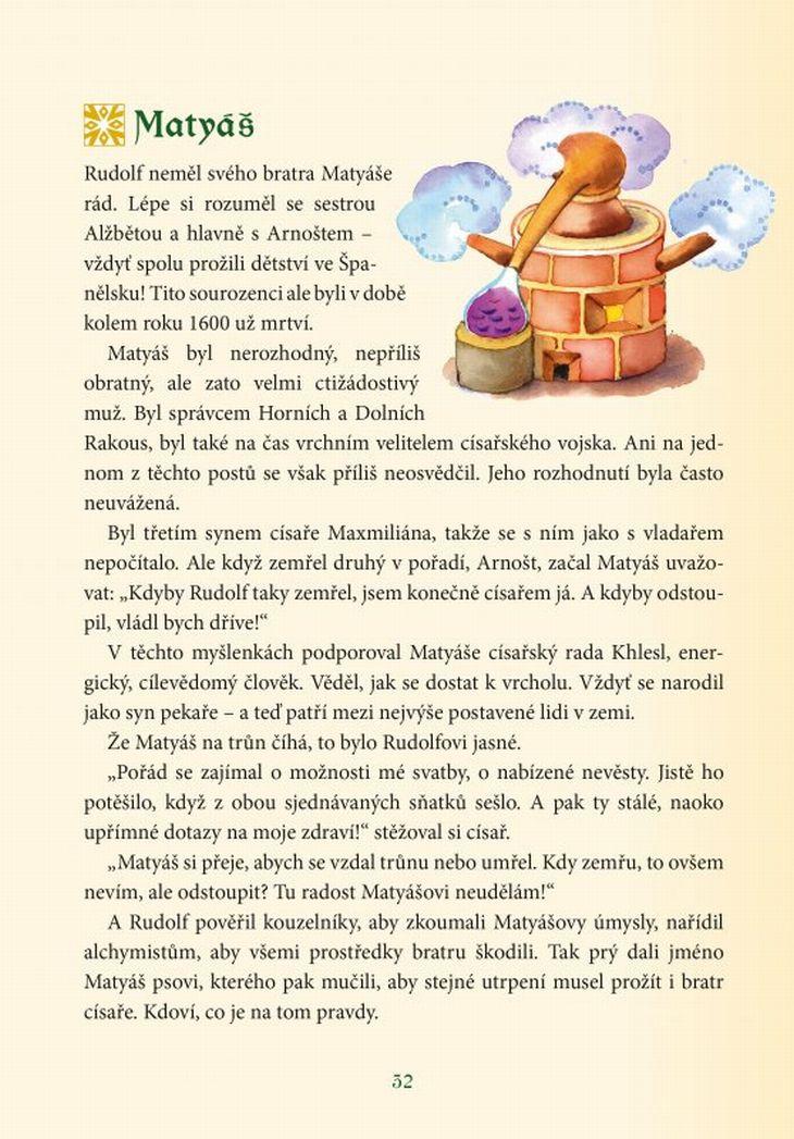 Příběhy o Rudolfu II.