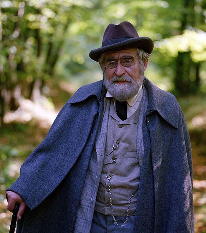 Jan Neruda v roce 1994 v seriálu Laskavý divák promine