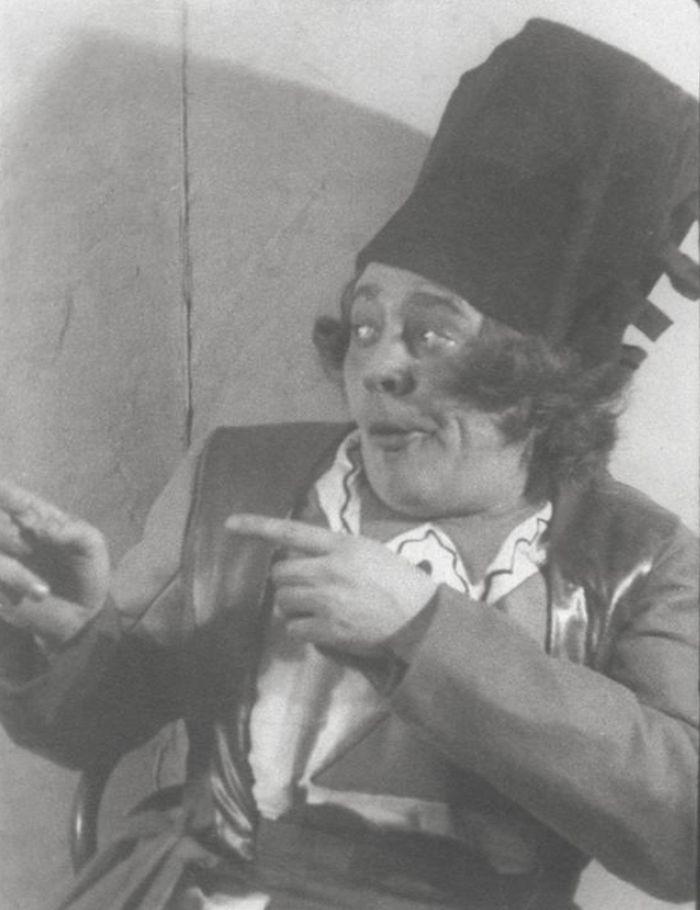 V roce 1923 v představení Balladyna