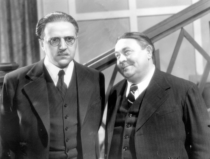 S Hugo Haasem v komedii z roku 1937 Mravnost nade vše