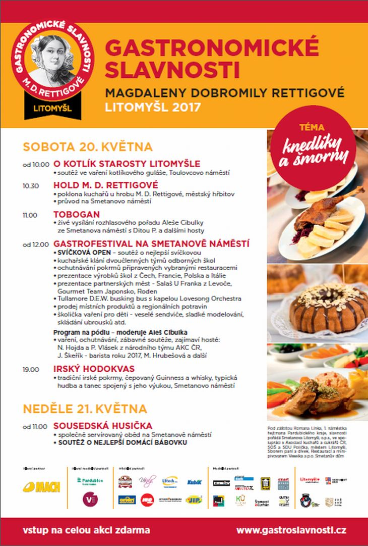 Gastronomické slavnosti M. D. Rettigové