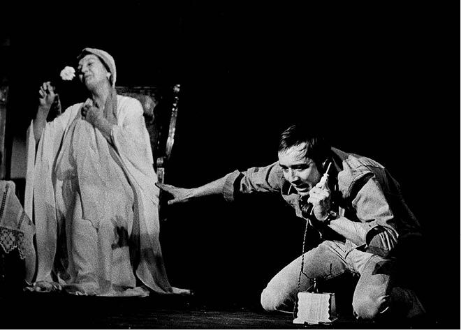 Až ve stáří se dočkala i v divadle své vskutku životní role výstřední, laskavé a moudré tulačky Maude v představení Harold a Maude – s Viktorem Preissem v Divadle ABC v roce 1976