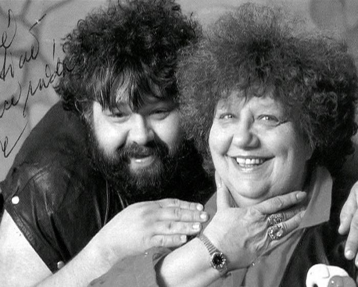 S matkou Helenou v dokumentu České televize Příběhy slavných – Vichřice mezi životem a smrtí
