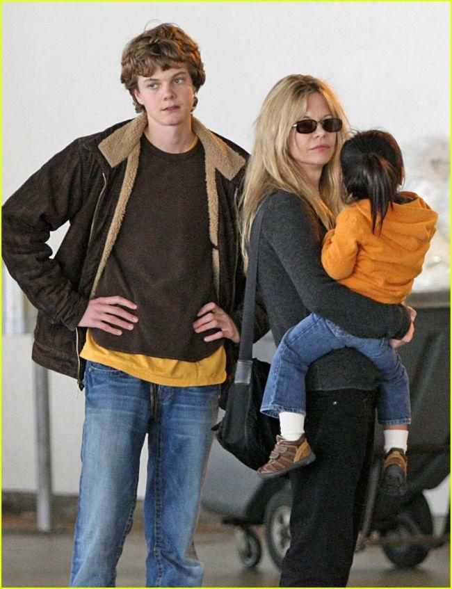 S dětmi krátce po adopci malé Číňanky Daisy