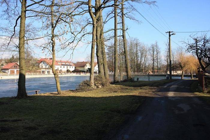 Filmový rybník Malého Bobše