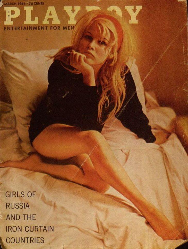 První Češka v magazínu Playboy