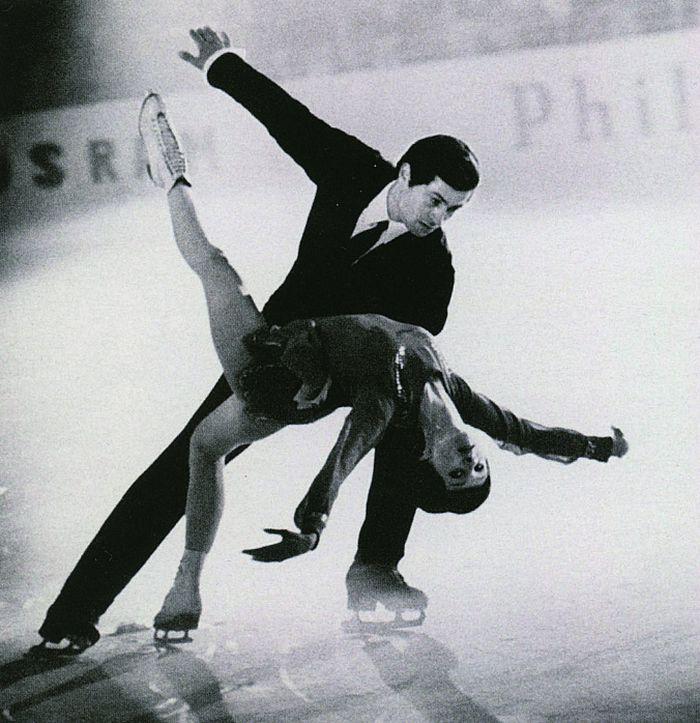 V sovětském krasobruslení byla považována za jeden z největších talentů