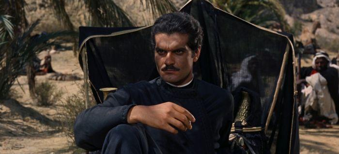 Uhrančivý Ali a nominace na Oscara za herecký výkon ve vedlejší roli v dobrodružném životopisném dramatu Lawrence z Arábie