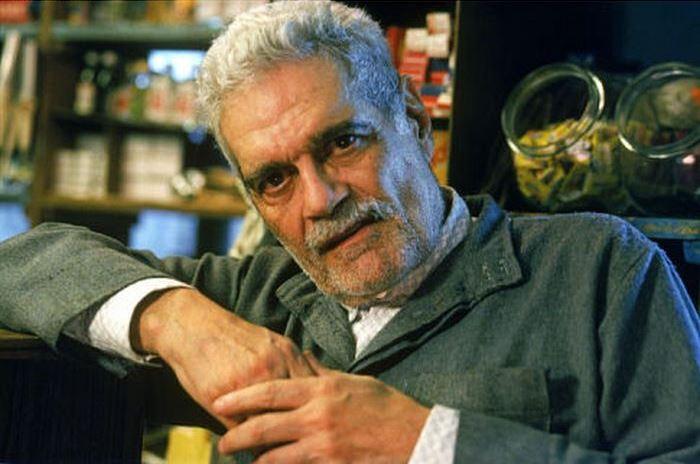 Ibrahim Demirdji ve francouzském dramatu Můj učitel Ibrahim mu zajistil v roce 2003 velkolepý comeback