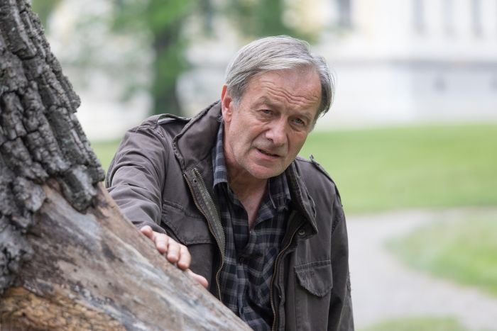 Rostislav Šimek v epizodě Po stopách mágů