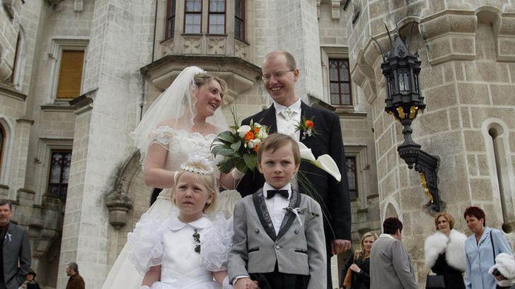 Svatba na Hluboké