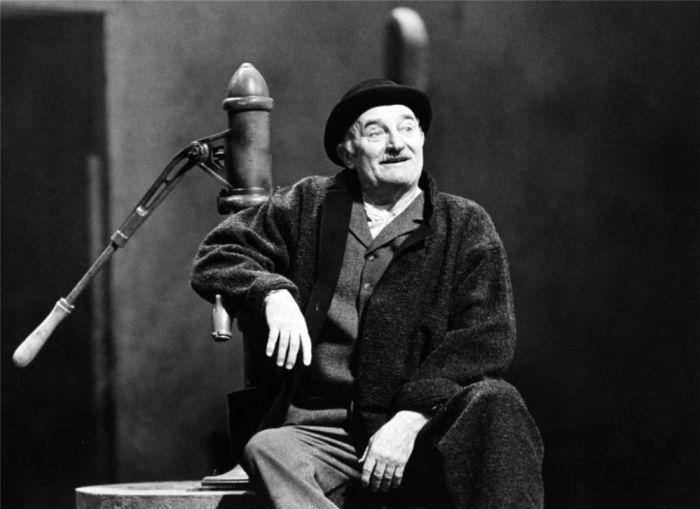 Lízal v tragédii Aloise a Viléma Mrštíků Maryša – Národní divadlo 1999