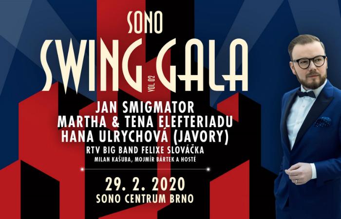 sono swing gala