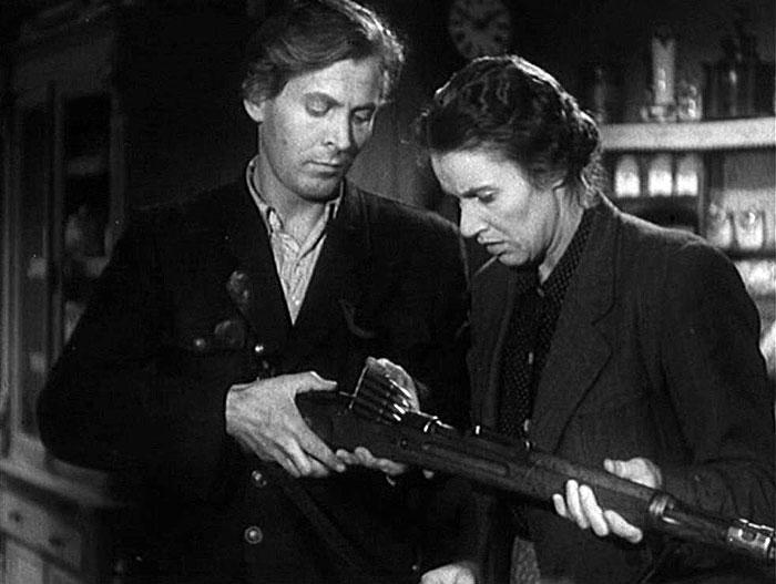 S Marií Vášovou ve válečném dramatu Němá barikáda