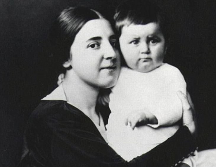 S matkou Naděždou