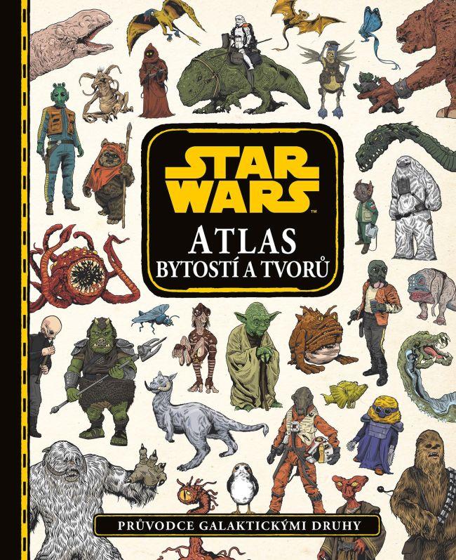 Star Wars - Atlas bytostí a tvorů