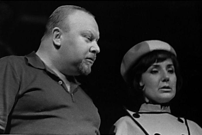 Divadlo Apollo v roce 1966 a představení Nešpory
