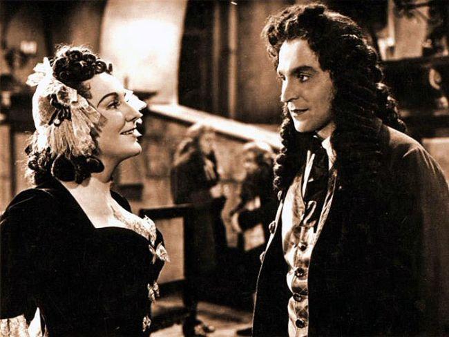 S Gustavem Nezvalem v komedii Počestné paní pardubické