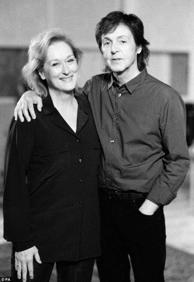 Do Paula McCartneyho byla kdysi po uši zamilovaná, dnes jsou dobrými přáteli