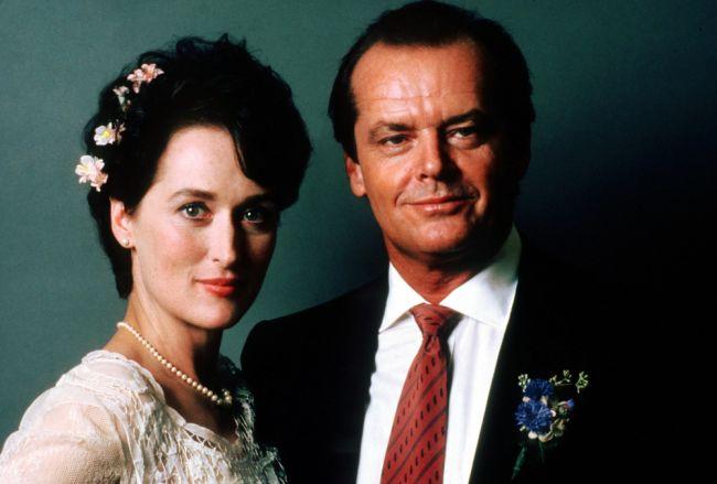 Potřetí těhotná Meryl a Jack Nicholson v romantické komedii Hořkost