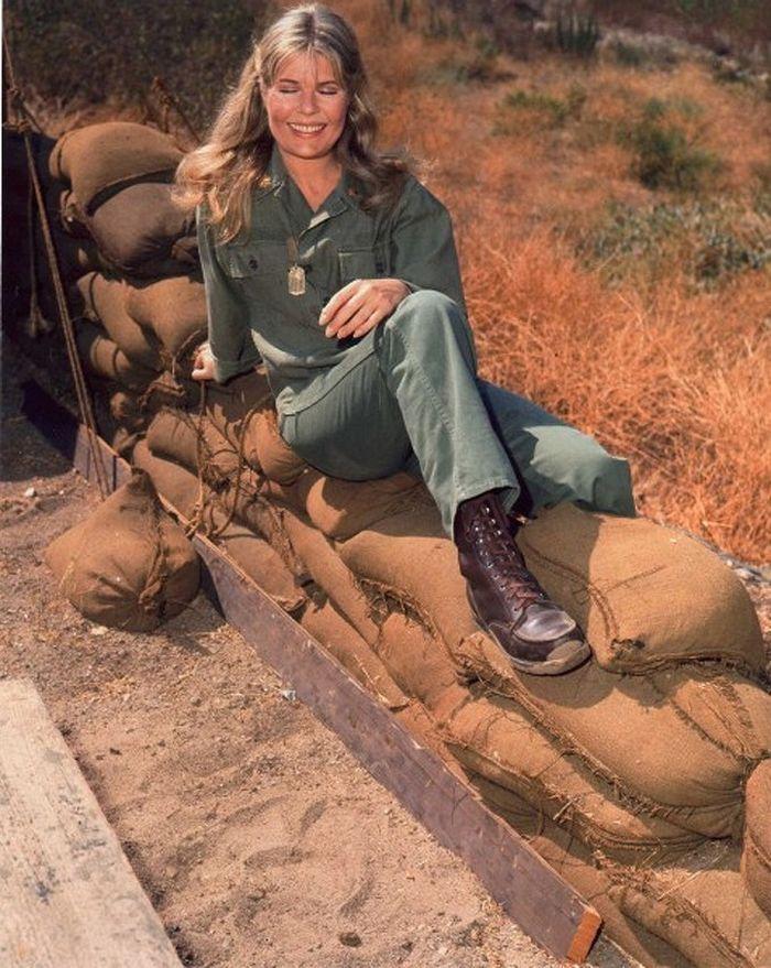 Major Margaret 'Šťabajzna' Houlihanová