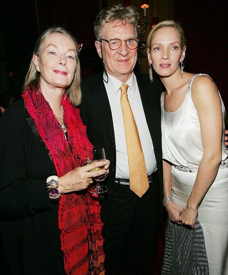 S rodiči Nenou a Robertem