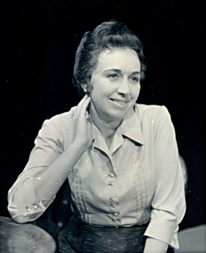 Beatrice v tragikomedii Arthura Millera Pohled z mostu – Divadlo S. K. Neumanna 1959