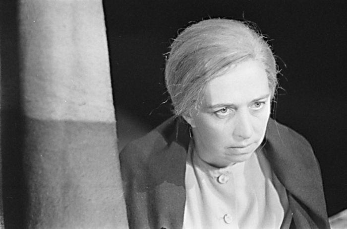 Rozára ve hře Fráni Šrámka Zvony – Divadlo S. K. Neumanna 1966