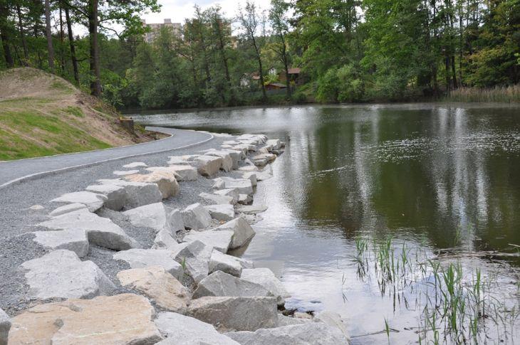 Třemošenský rybník