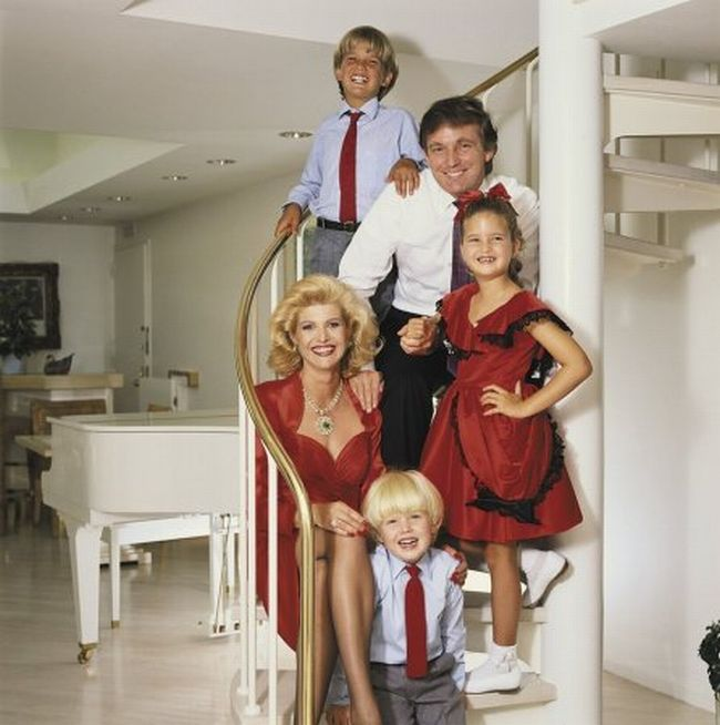 Rodinná idyla s Ivanou a dětmi