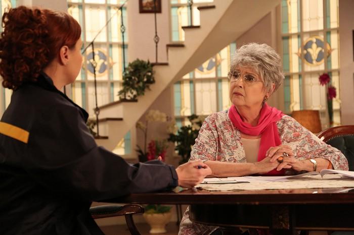 V seriálu TV Joj Dovidenia, stará mama!