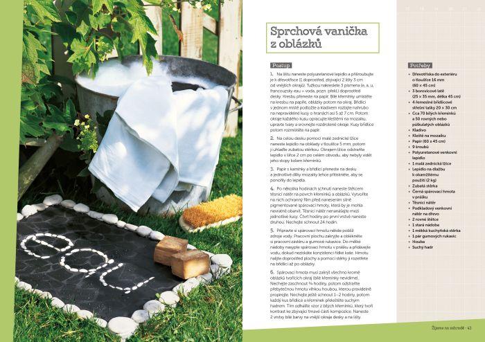 Tvořivá recyklace v zahradě