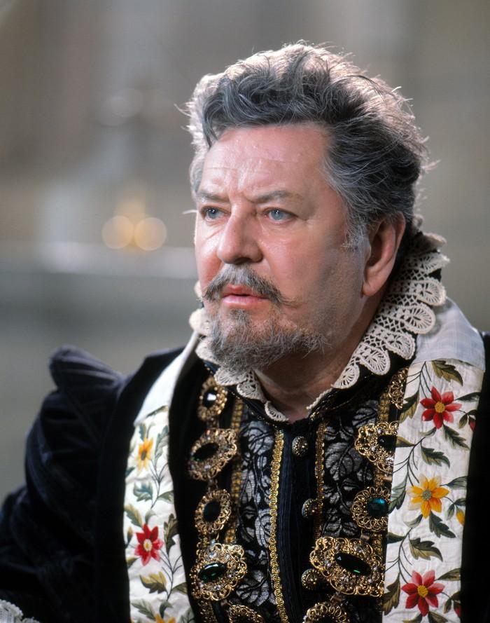 Jiří Vala v opeře Gaetana Donizettiho Marie Stuartovna
