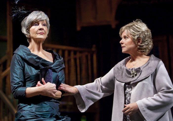S Danielou Kolářovou v Divadle na Vinohradech v představení To byla moje písnička