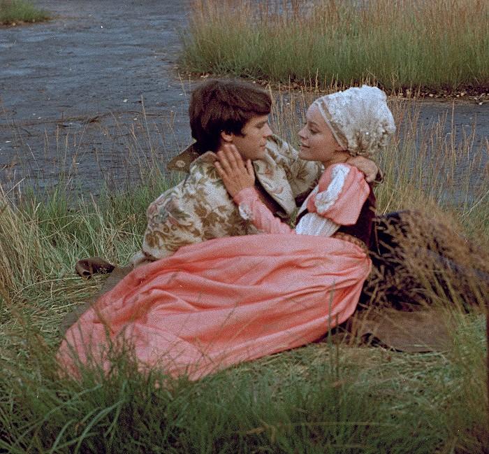 Magda Vášáryová a Milan Kňažko ve filmovém zpracování slavné lyrické opery Charlese Gounoda Faust a Markétka