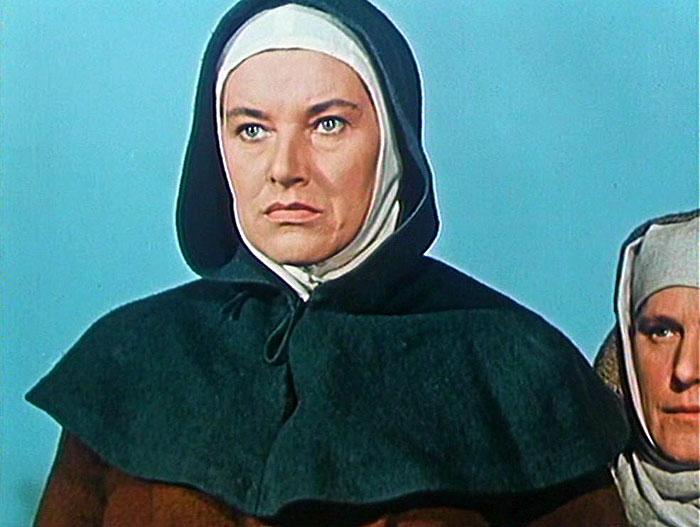 V roce 1956 v historickém velkofilmu Otakara Vávry Proti všem