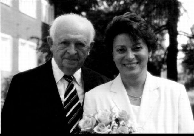 Svatební foto s Jitkou Němcovou