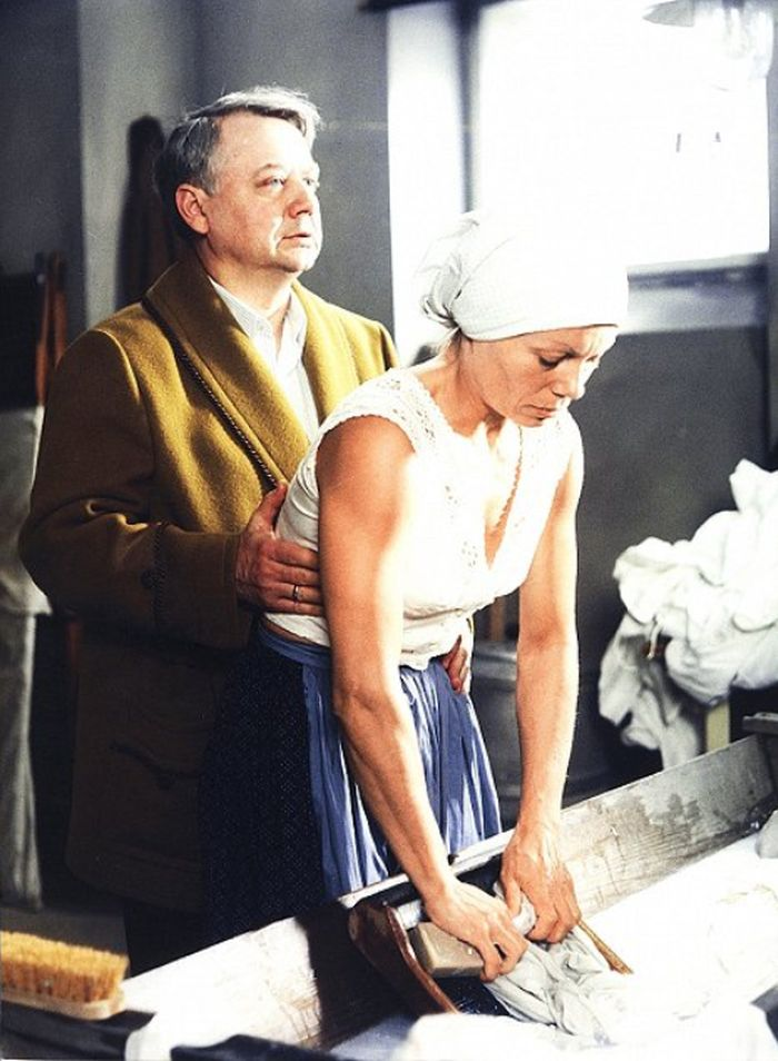 S Olegem Tabakovem ve válečném dramatu Kukačka v temném lese